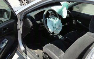 Правила ремонта подушек безопасности