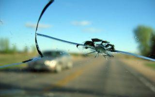 Ремонт лобового стекла автомобиля своими руками