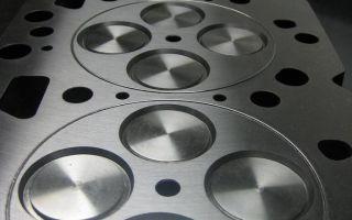 Шлифовка головки блока цилиндров автомобиля