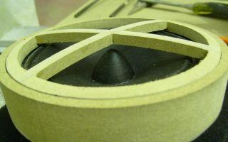 Основы изготовления подиумов под акустику
