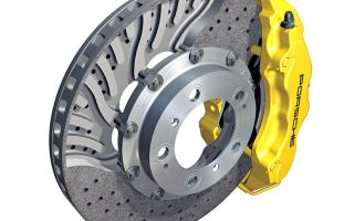 Замена тормозных дисков автомобиля