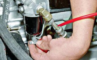 Диагностируем топливный фильтр своими руками