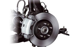 Заменяем тормозные колодки на Ford Focus