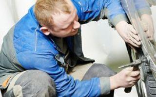 Быстрый кузовной локальный ремонт автомобиля своими руками