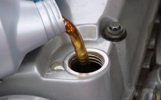 Основные этапы замены масла в двигательной системе