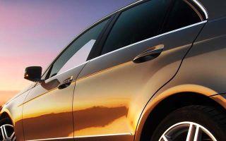Локальный кузовной ремонт лакокрасочного покрытия автомобиля
