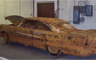 Уникальная защита своего автомобиля от коррозии
