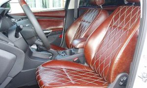 Проверяем возможность ремонта обшивки сидений автомобиля
