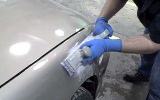 Ремонт автомобиля без покраски