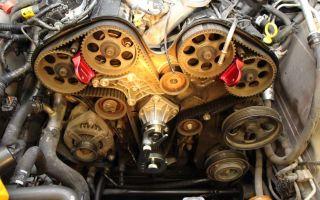 Замена автомобильного ремня ГРМ