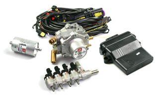 Газовое оборудование для автомобиля с ДВС