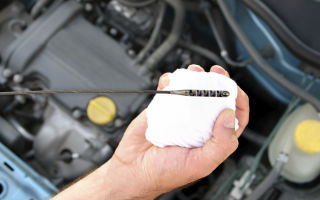 Методика замены моторного масла в Лада Приора