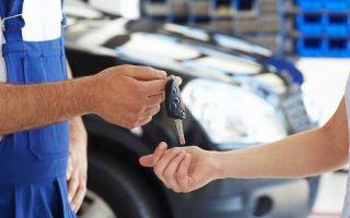 Правила техобслуживания автомобиля в высокий сезон