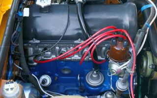 Основы ремонта двигателя ваз 2106