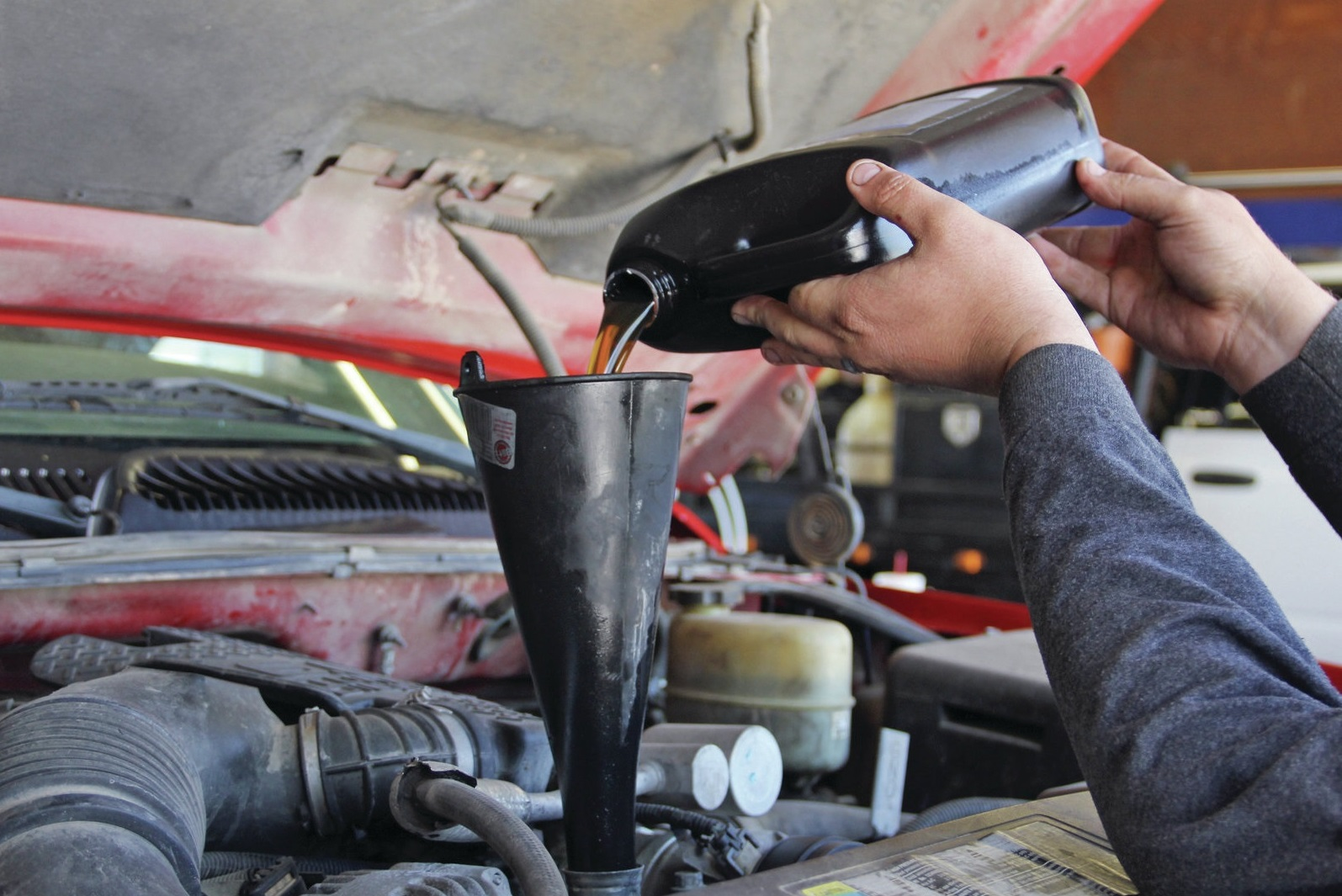 Замена масла акпп форд мондео 4 своими руками
