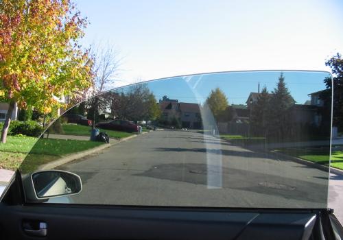 зеркальная тонировка