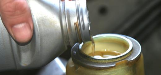 Замена масла в ГУР