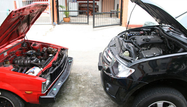 прикурить автоаккумулятор