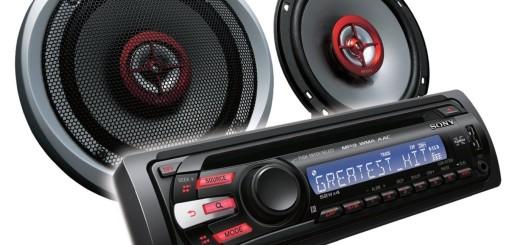 установка акустики в автомобиль