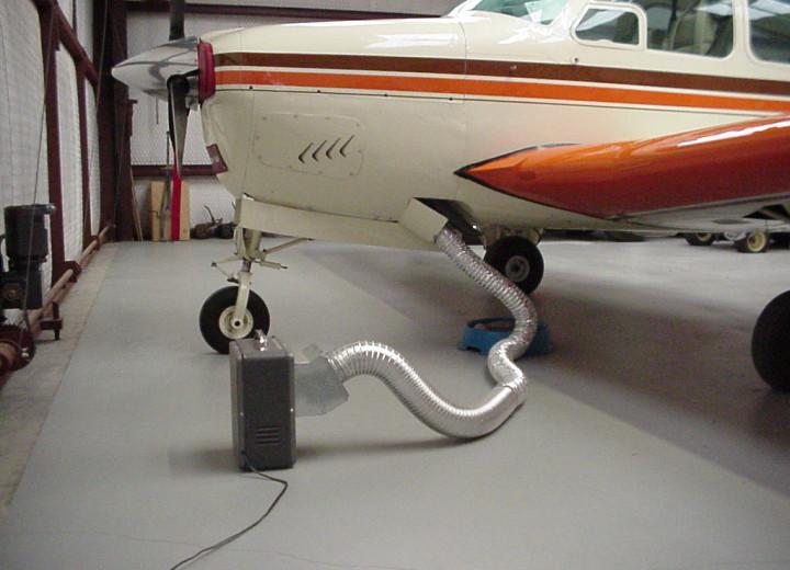 Применение аналогичных устройств в авиации