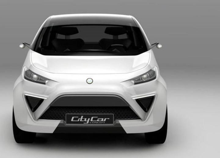 Концепт нового авто для города