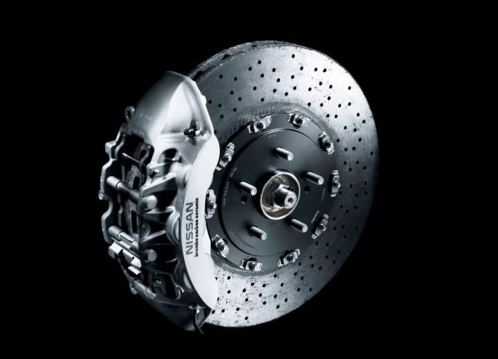 Тормозные колодки с диском