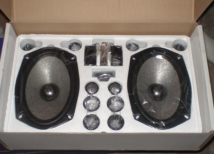 Комплект акустической системы