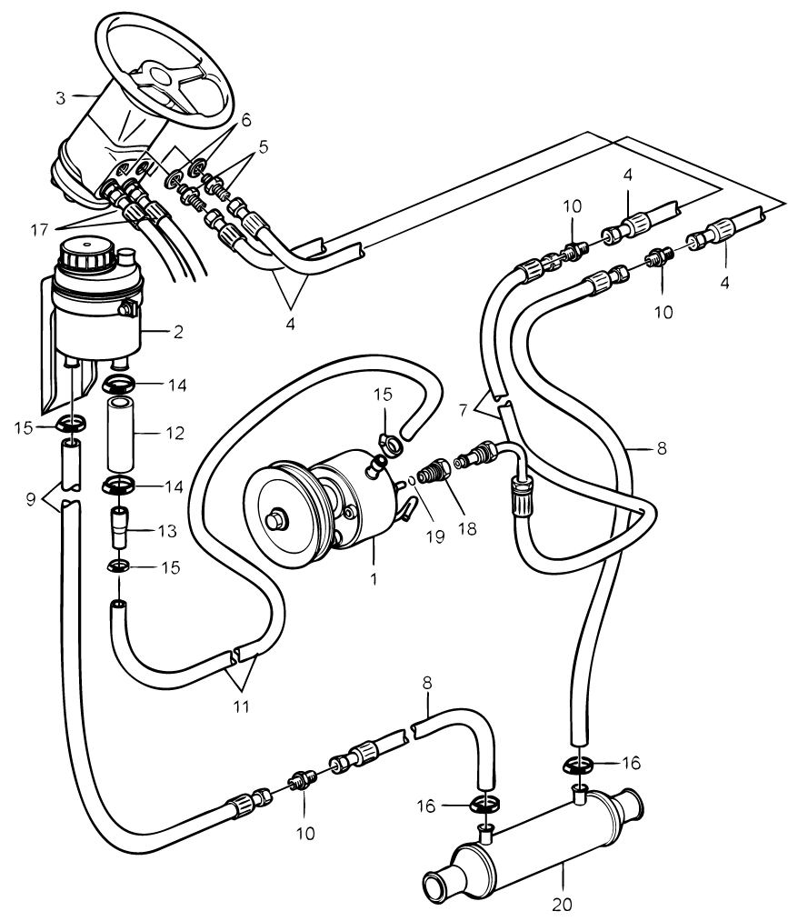 gmc astro van wiring diagram gmc discover your wiring diagram chevy power steering hydraulic diagram