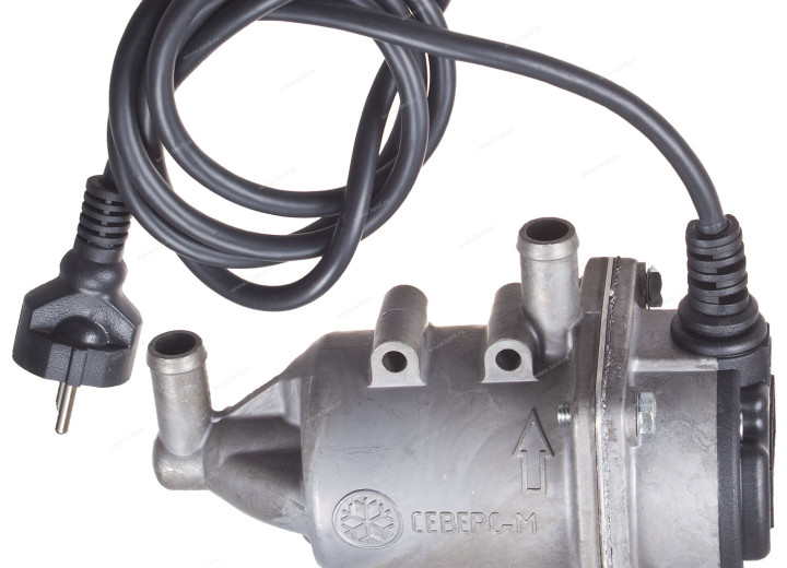 Предпусковой подогреватель двигателя от сети 220В