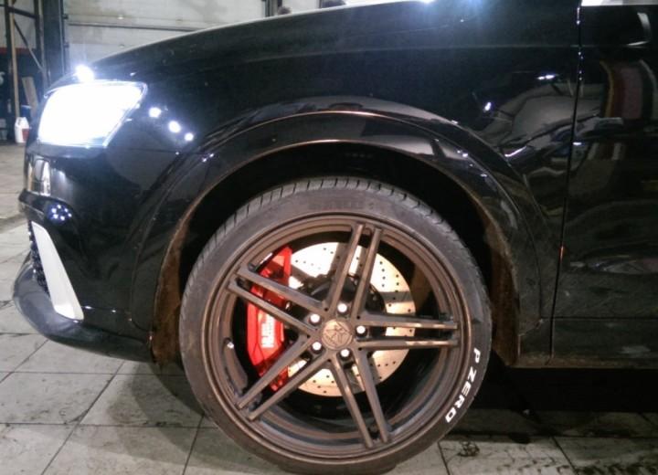 Тормоза Audi Q3