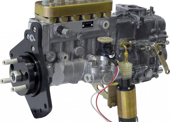 Топливная аппаратура дизеля